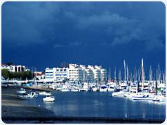 Le Port d'Arcachon - Vue générale